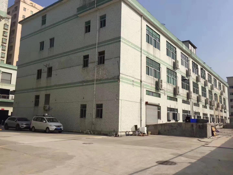 惠州惠阳永湖省道边原房东红本标准厂房带地坪漆60012平米