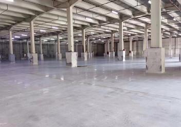标准物流仓库厂房带卸货平台丙二类消防图片2