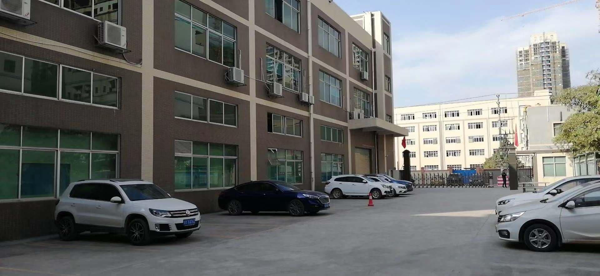 仲恺高新区惠环镇原房东4800平方红本标准厂房出租可办环评