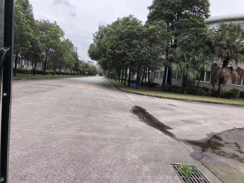 深圳坪山高新产业园,形象高大上厂房出售,比较适合上市公司形象