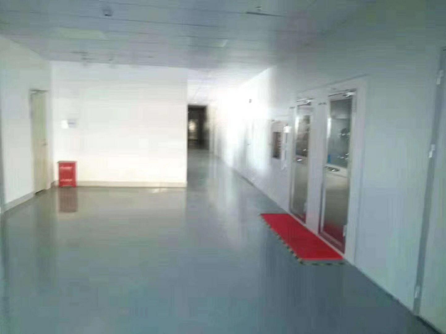 沙井工业区独门独院带装修千级无尘车间1300平方