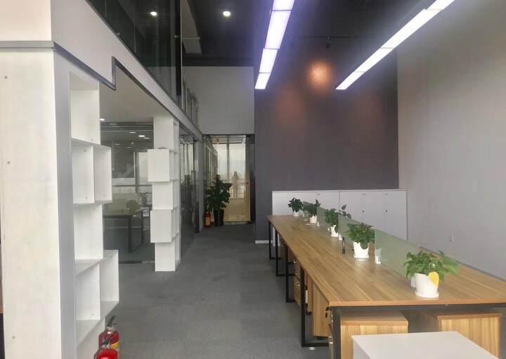 梅林关地铁口,甲级写字楼,物业特价直租图片6