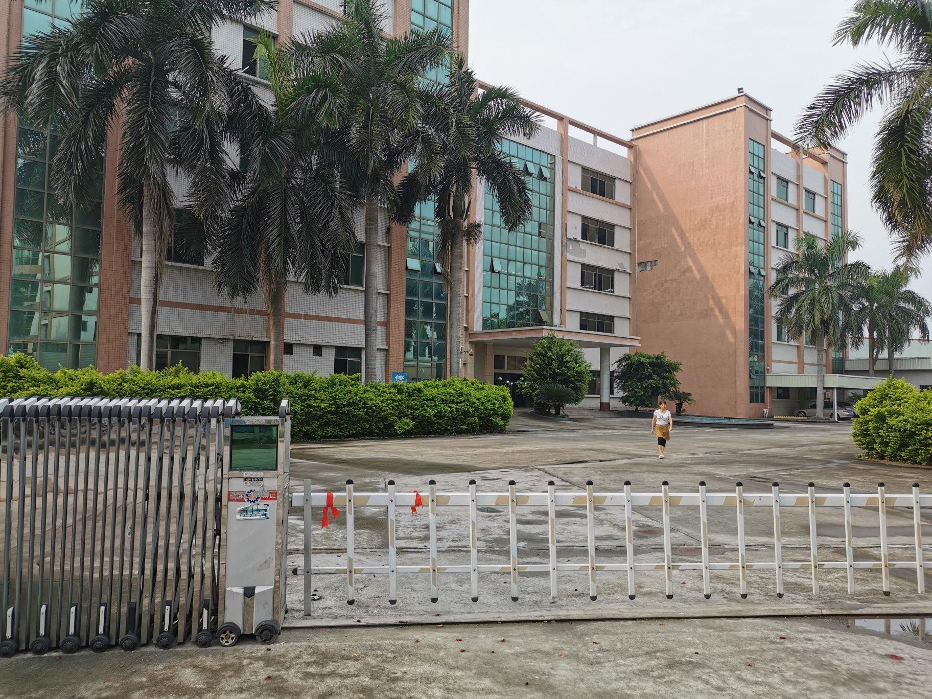 惠环镇国道旁花园式带装修经典独院标准厂房总面积13000平