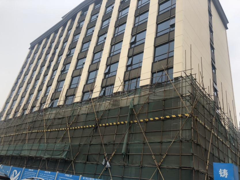 福永白石厦107国道旁最新出楼上精装修无需转让费450平厂房