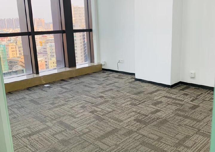 正中时代小户型办公室125平,一手业主无公摊图片7