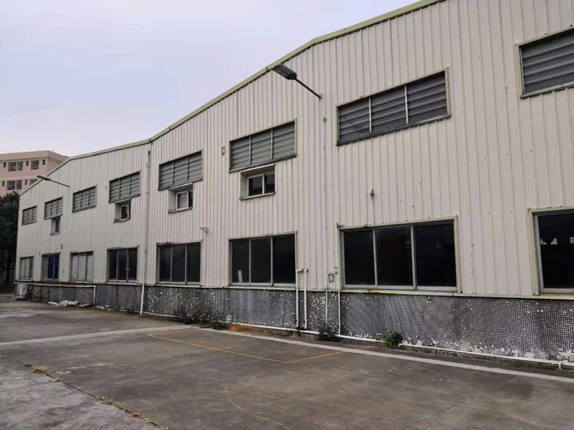 黄江莞深高速独门独院钢构有办公楼宿舍重工业可分租