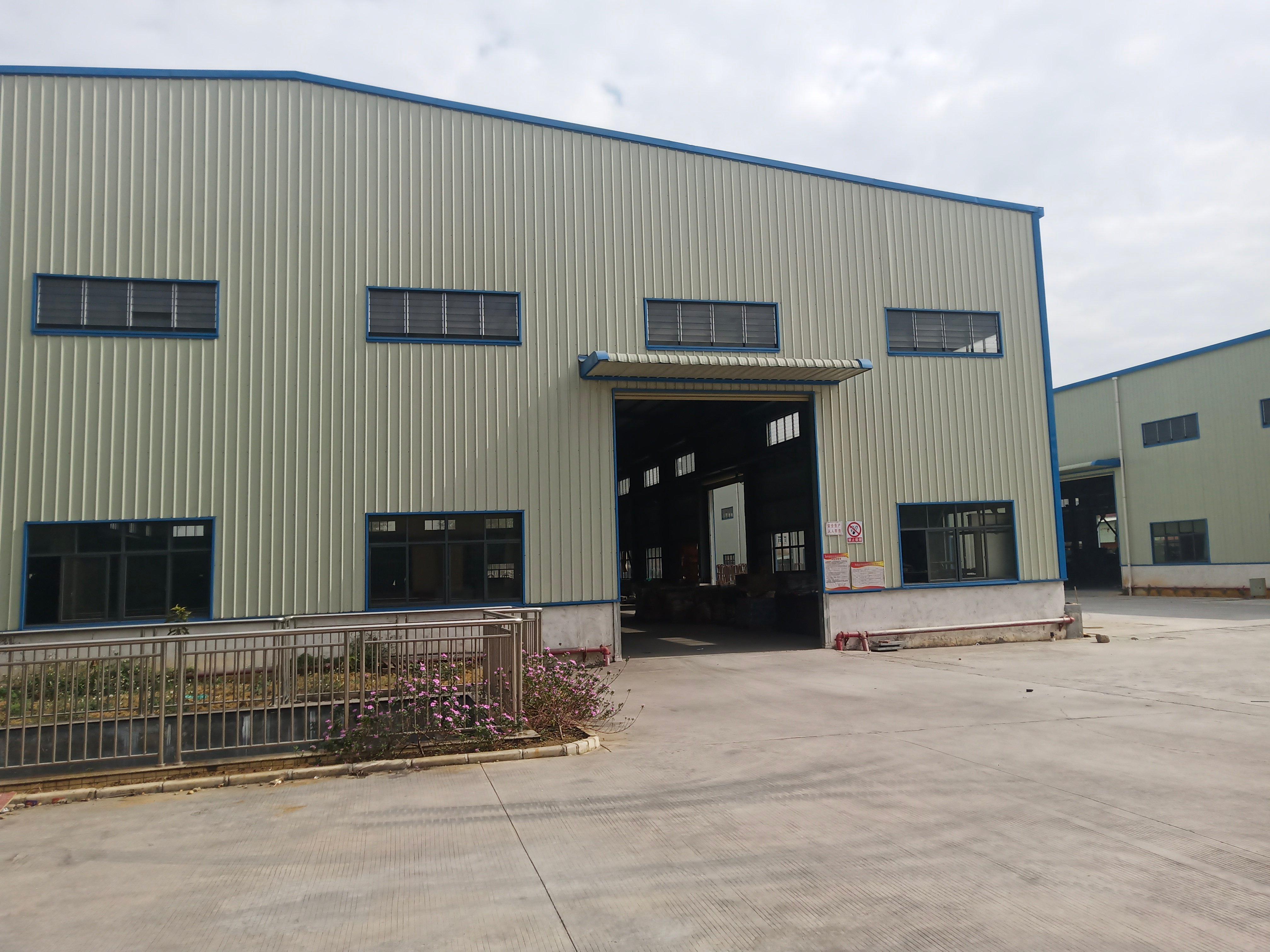 新出独院钢结构厂房8200平方出售