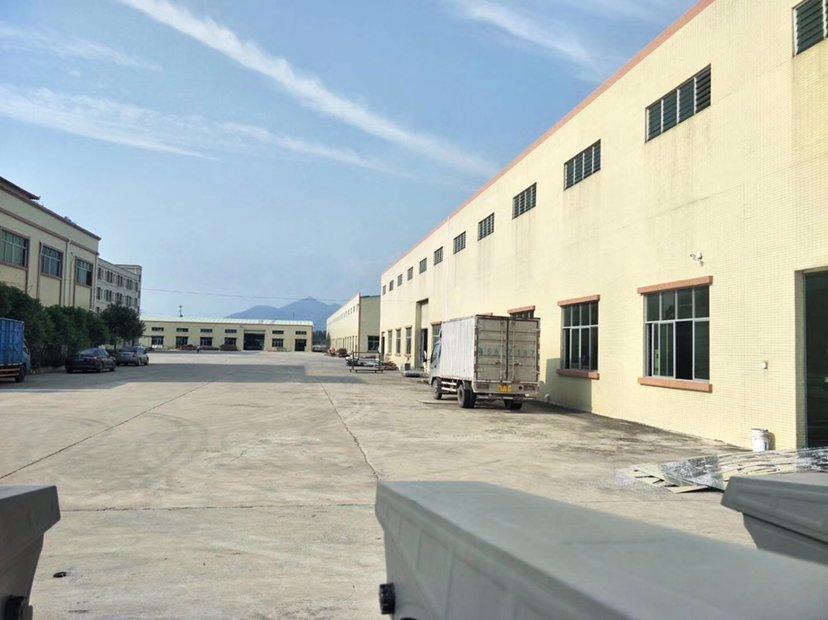 博罗新出总面积23850平方红本厂房出租