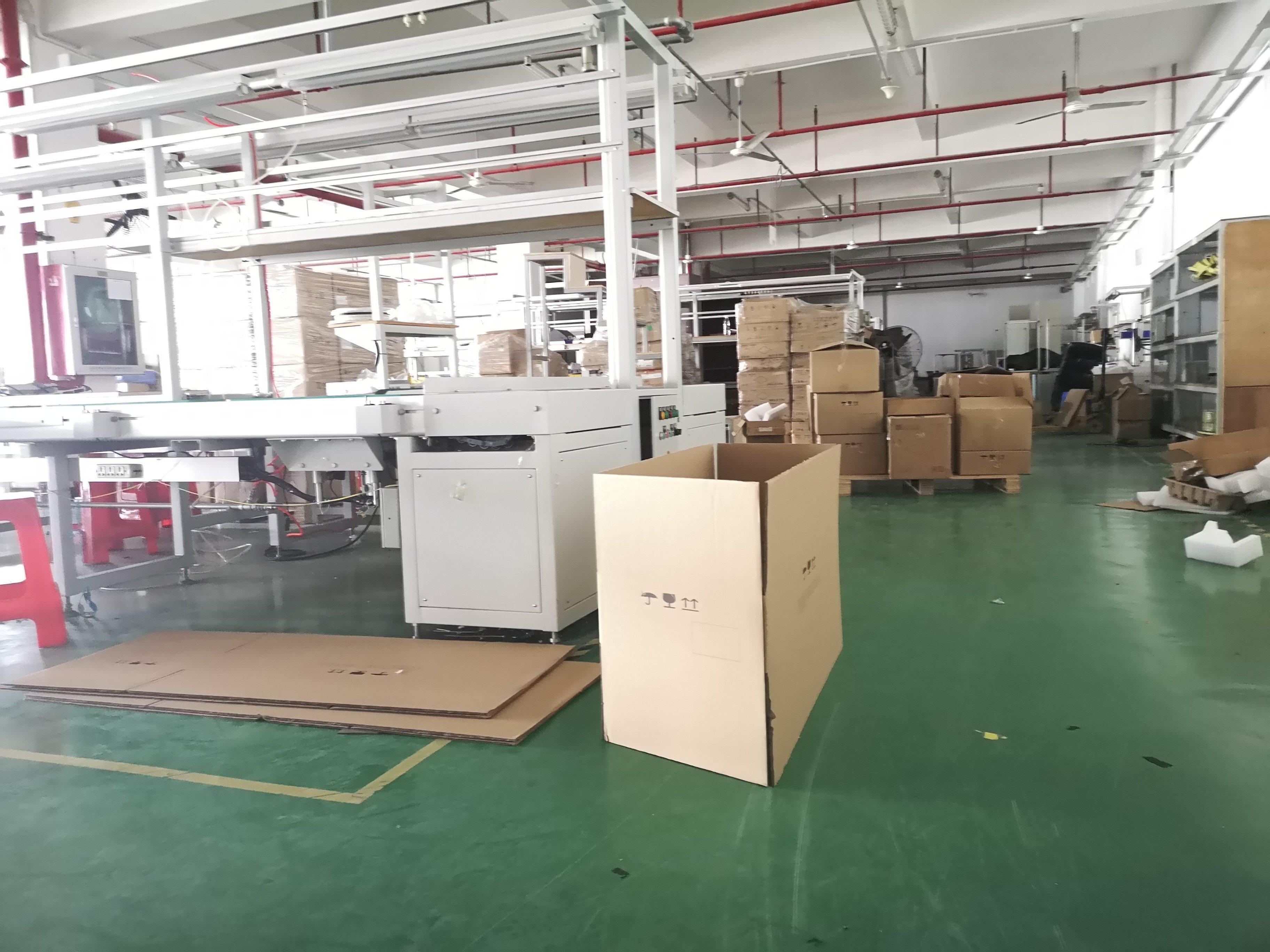 公明高新区红本花园式工业园区楼上带装修厂房出租-图3