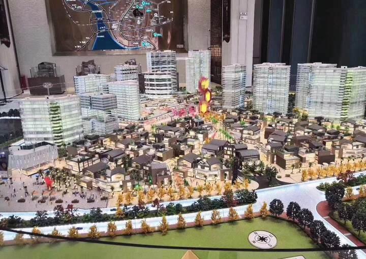 东莞厚街全新小面积高端厂房800-20000平,大小可出售图片1