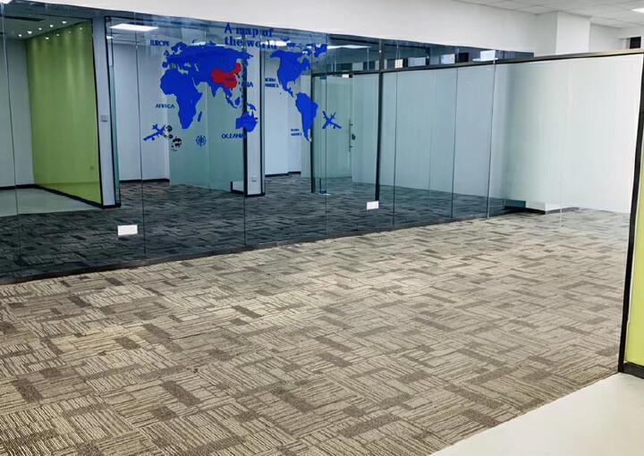 正中时代小户型办公室125平,一手业主无公摊图片4