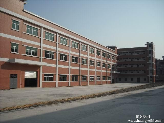 精美独院四层厂房,厂房形象好,空地大。