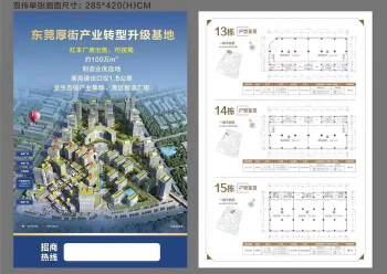 东莞厚街全新小面积高端厂房800-20000平,大小可出售图片2