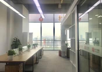 梅林关地铁口,甲级写字楼,物业特价直租图片4