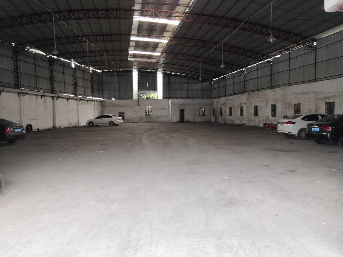 小面积钢构仓库出售