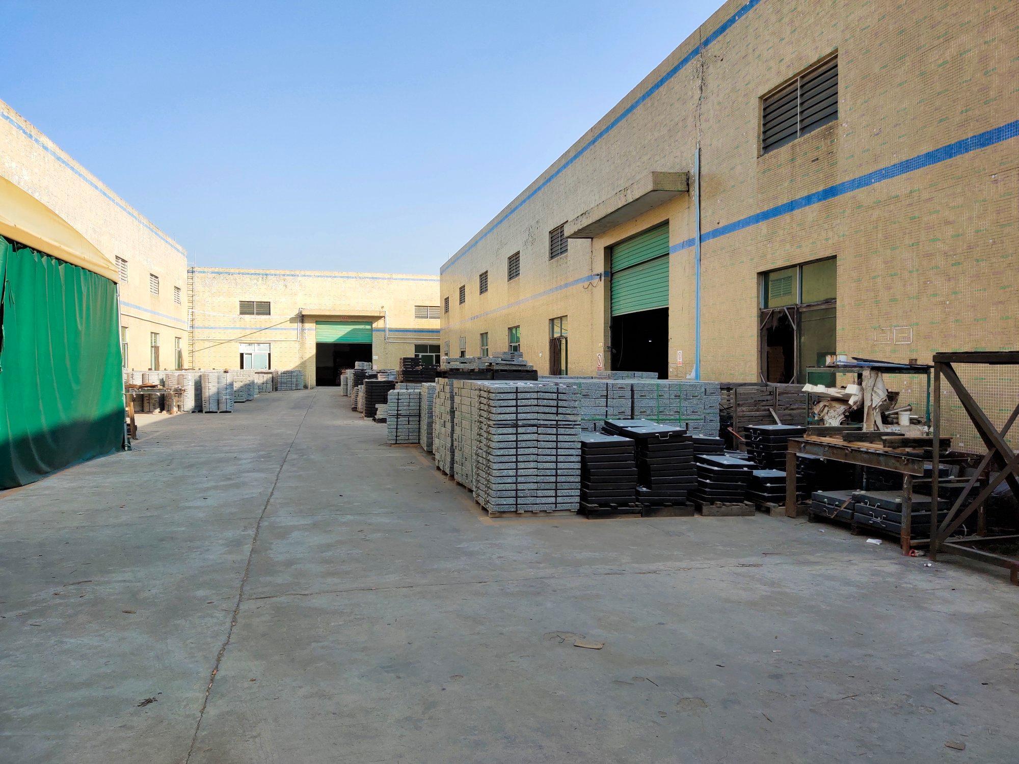 惠阳秋长新塘钢构厂房1500平米水电齐全