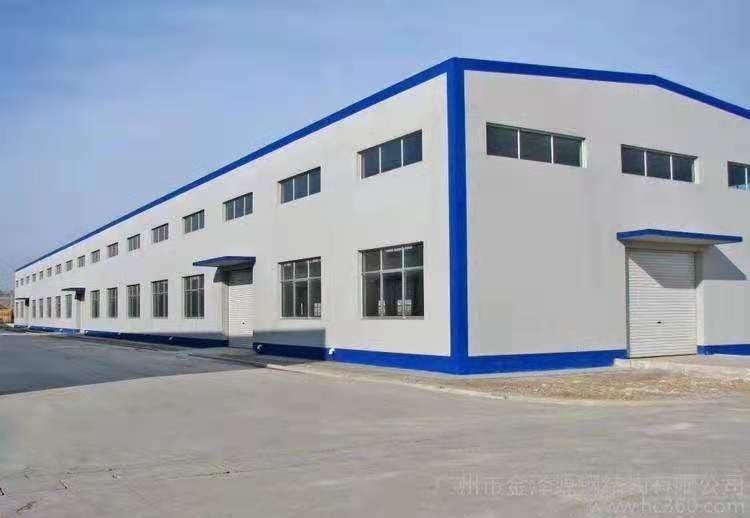 沥林镇村委合同建筑9000平方高十米单层厂房出售