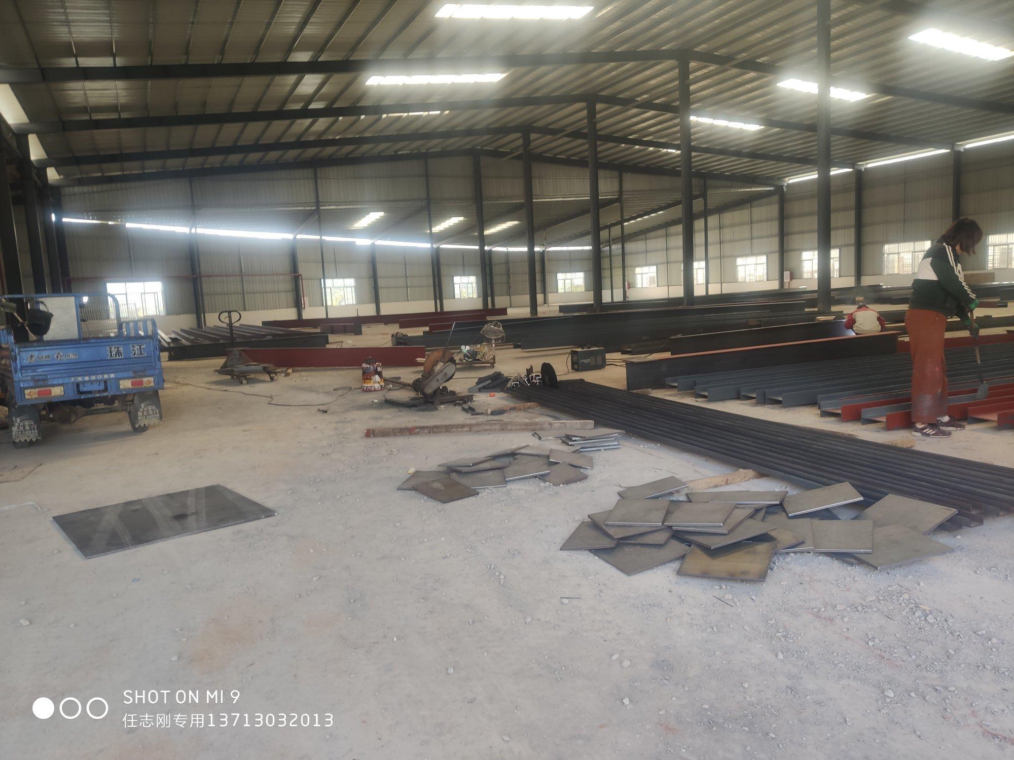 惠州市惠城工业园原房东钢构厂房3000平米