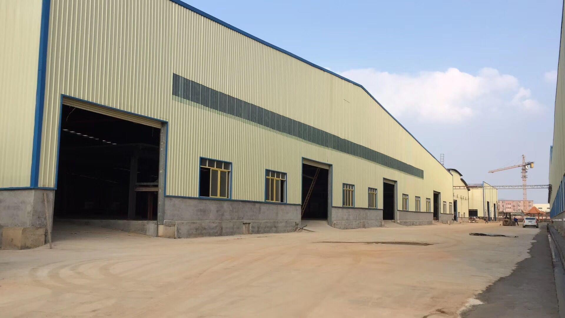 长宁镇与福田镇交界处工业区单一层独院厂房出租