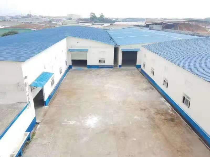 新圩占地8000平建筑7550平方村委合同厂房出售