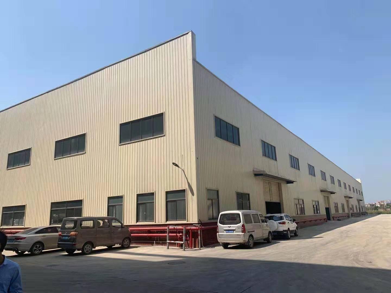 肇庆市产业园21000平方超靓单一层厂房出租,可办环评-图2