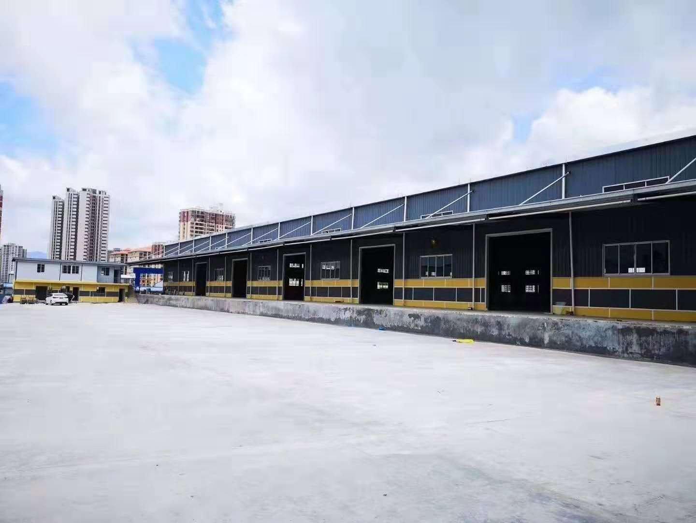 大亚湾区原房东全新独院标准高台仓26000平方可分租可做冷库