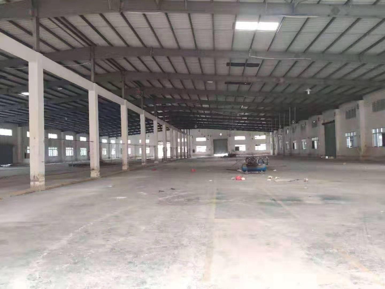 中山古镇独门独院25000平重工业厂房出售
