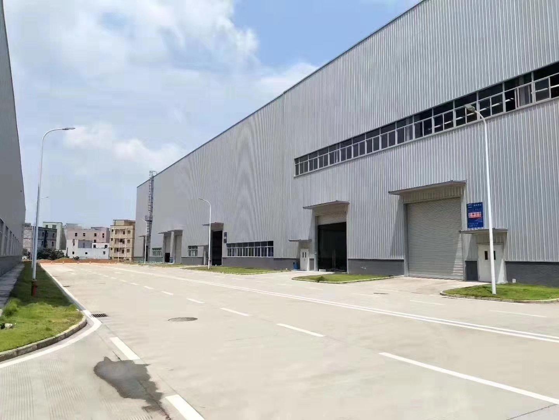 深圳十米高钢构10000平方厂房诚意转让