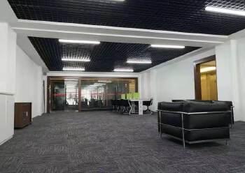 光上村精装修办公室出租168平起租,周边配套齐全图片4