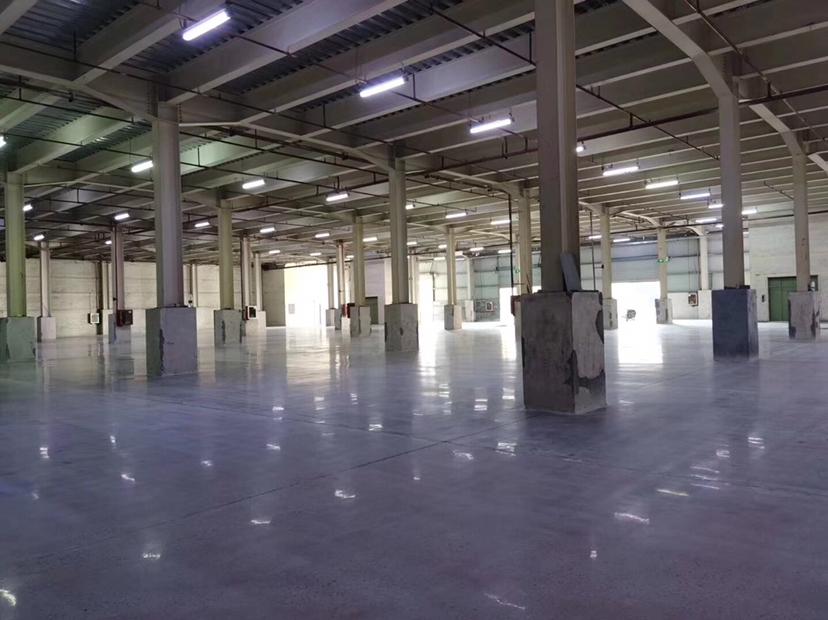 横岗靠盐田港附近新出标准物流仓库5300平带标准卸货平台7米