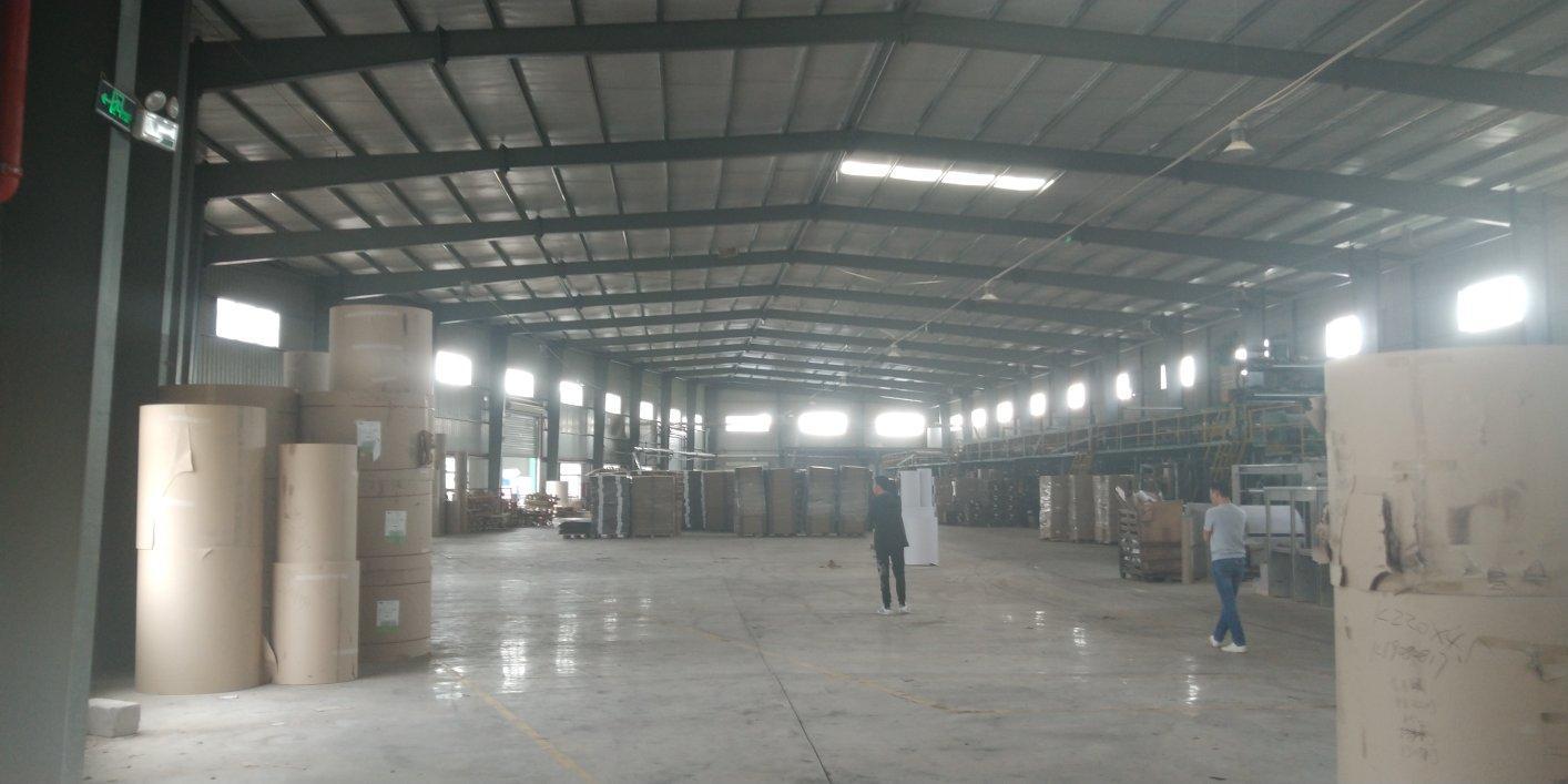 东莞谢岗新出一楼钢构仓库3000平方滴水9米带隔热层可加行车