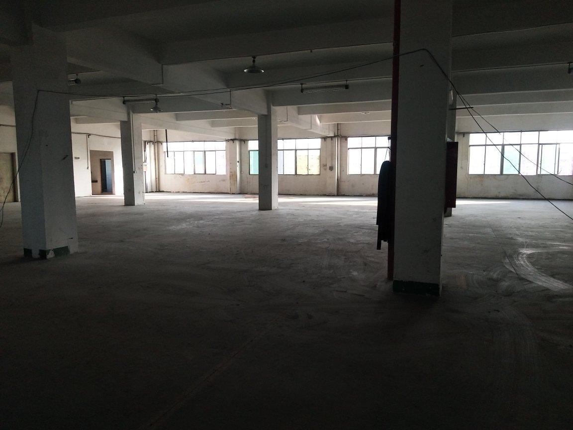 石岩原房东高速出入口高使用率厂房1250平米招租-图3