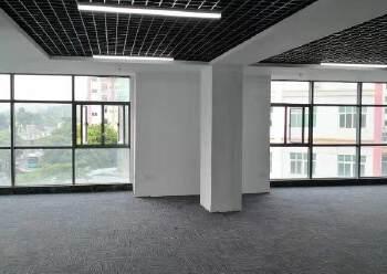 光上村精装修办公室出租168平起租,周边配套齐全图片3