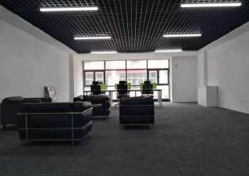光上村精装修办公室出租168平起租,周边配套齐全图片2