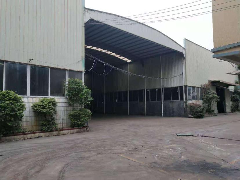 虎门镇怀德精装修单一层厂房出租