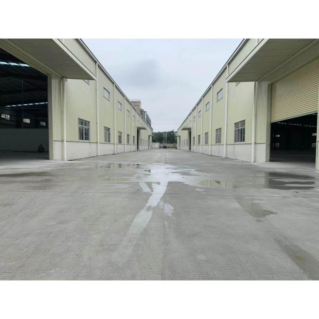 东莞市石排镇全新钢结构厂房,带隔热层面积9800
