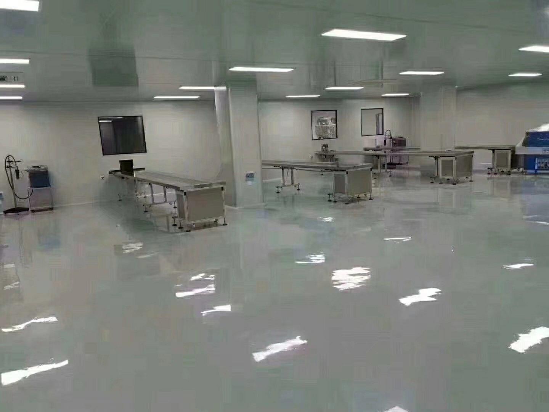 惠州市高新产业园千级无尘车间1500平可做医疗用品