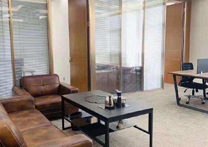 龙岗中心城豪装办公室173平方图片5