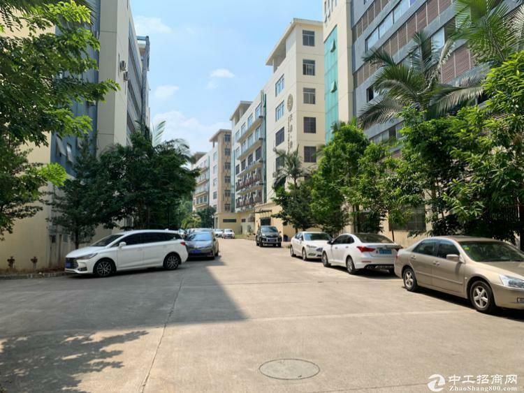 惠州沥林镇占地65亩国有双证厂房出售