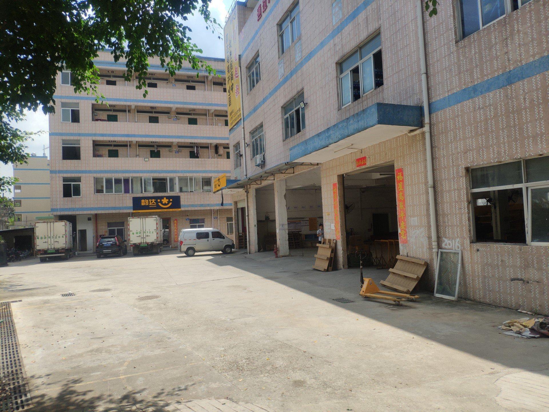 深圳龙岗独门独院标准厂房出售33000㎡证件齐全