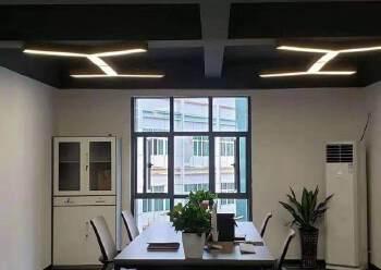 光上村精装修办公室出租168平起租,周边配套齐全图片5