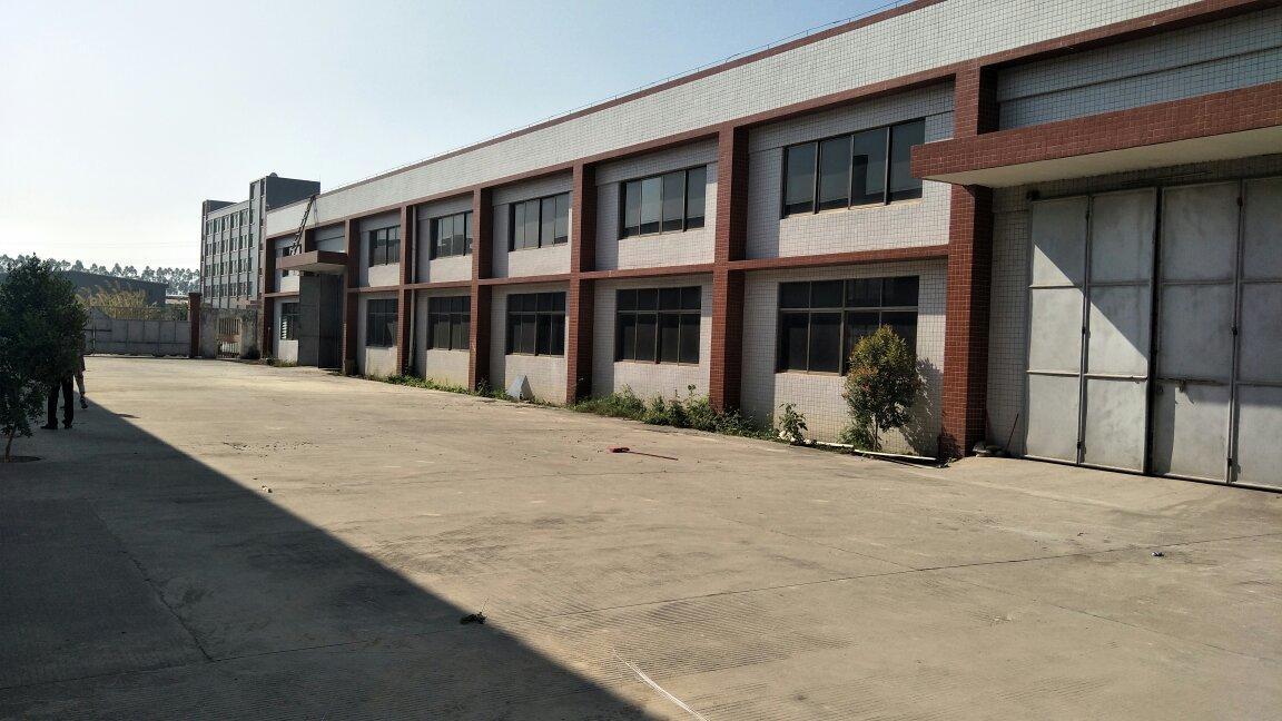 石湾镇源头村独院砖墙到顶厂房1700平方办公室精装修可办环评