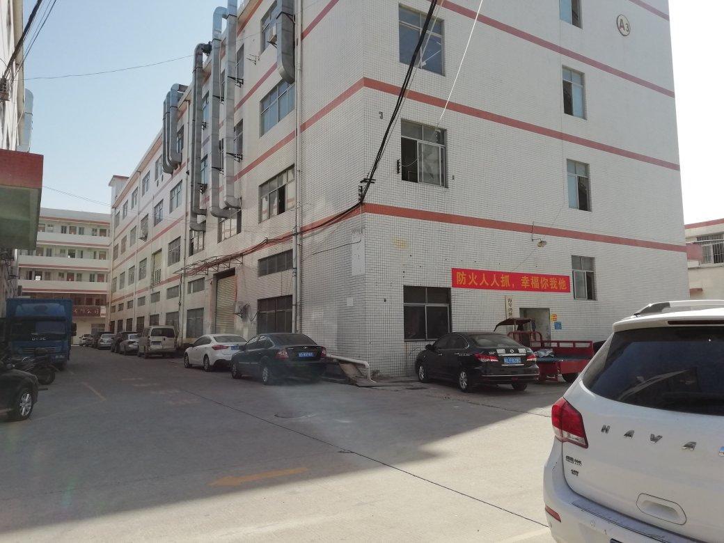 新圩长布村工业园标准一楼出租价格15可以办环评