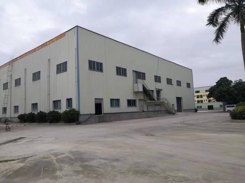 惠州高谭3000平钢构厂房出租,可分租