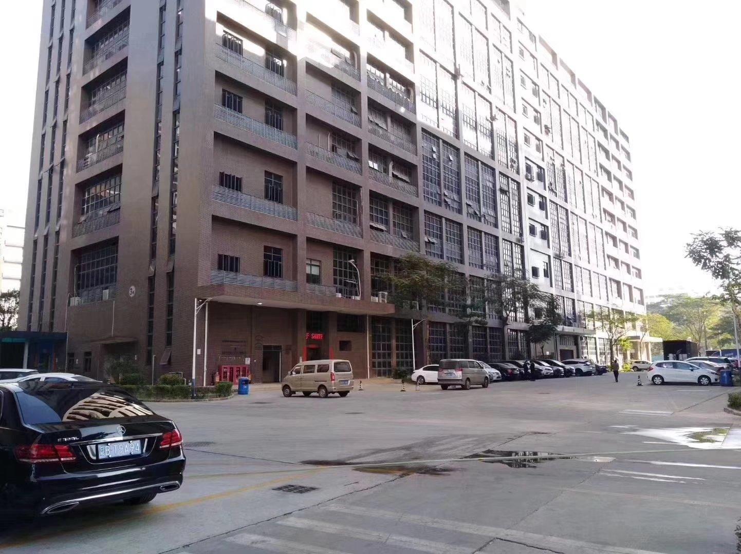 惠州龙门县原房东红本独院标准厂房60030平仅租7元