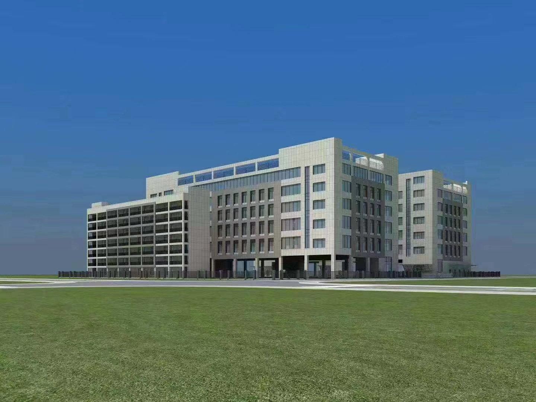出售红本厂房花园式独栋研发厂房750-5000平米