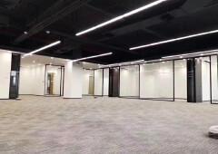 坂田新地铁口二百米精装修写字楼772平
