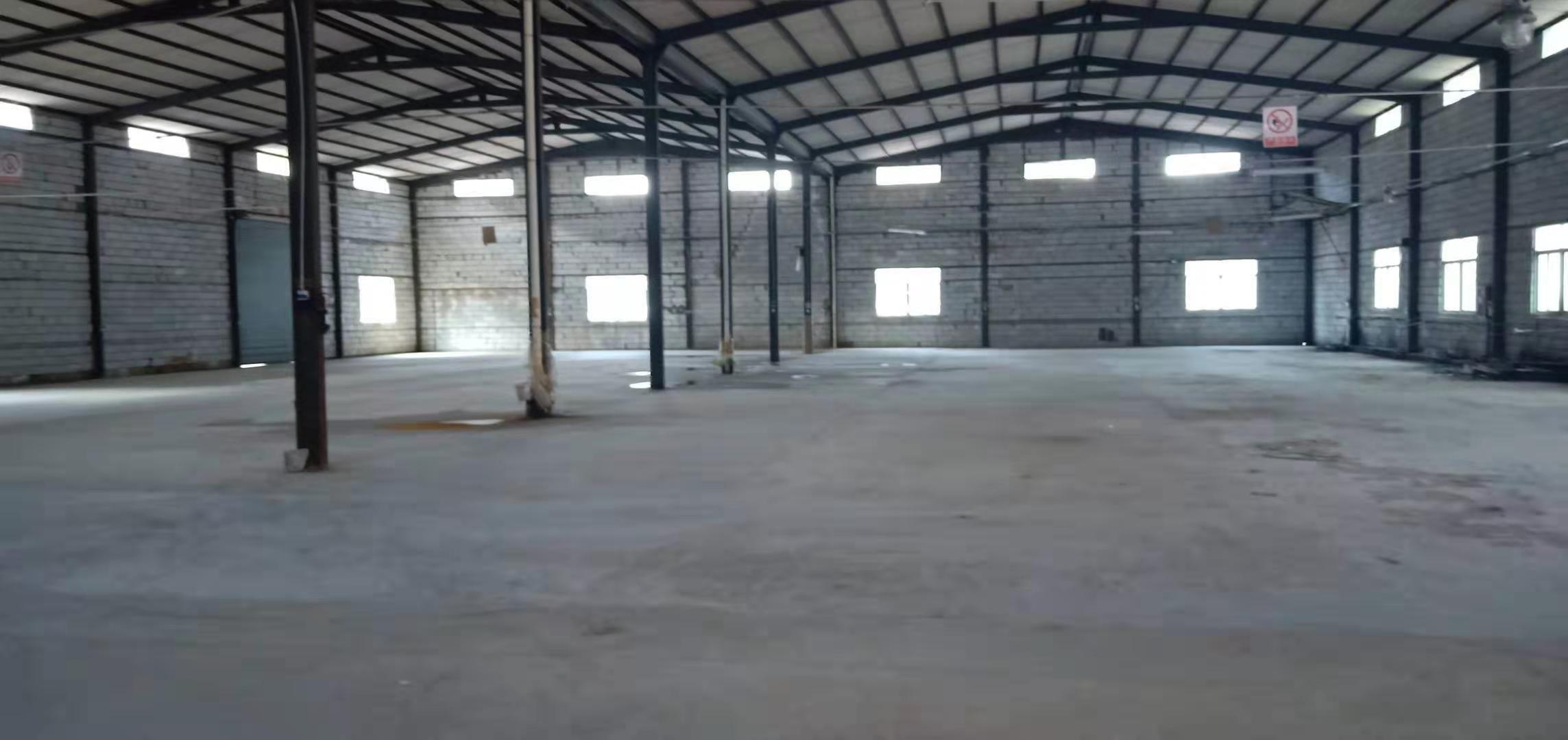 惠州大亚湾仓库8000平出租带卸货平台