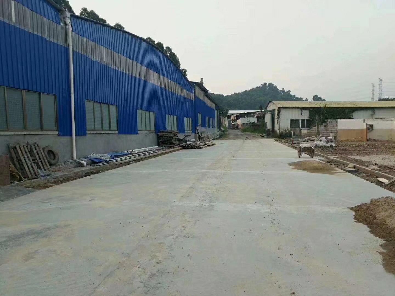 惠州市惠阳区新空出简易钢构厂房3480平方米出租