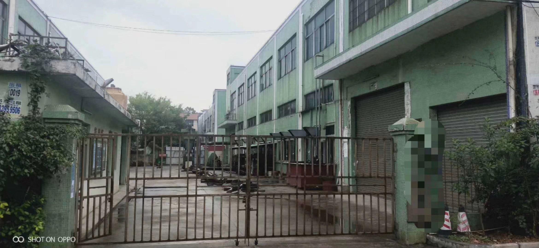 深圳松岗即原房东独门独院厂房,二层2860平方,一楼6米高